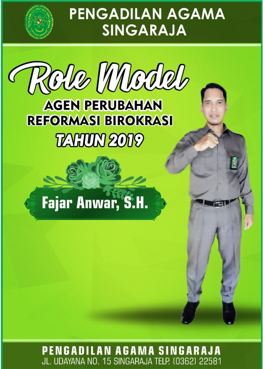 role model fajar